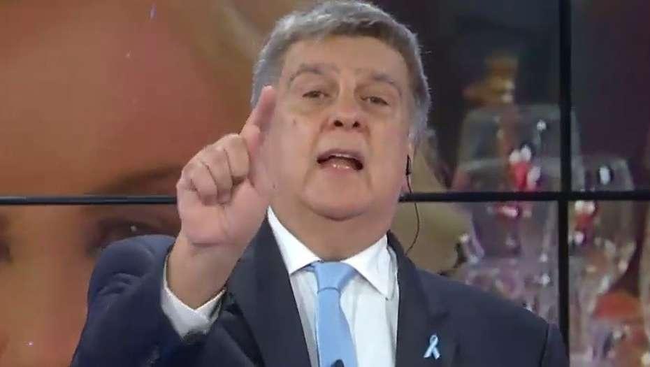 """Luis Ventura habló de los motivos de su renuncia a APTRA y reveló: """"Jorge Rial me mandó un mensaje, estaba preocupado"""""""