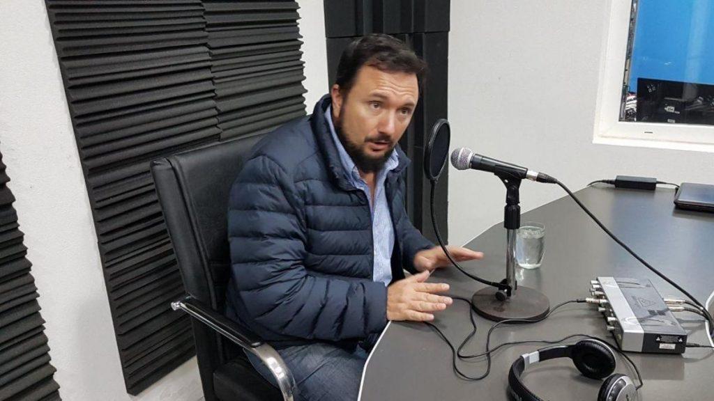 Castillo ratificó que apoyará la candidatura a gobernador de Gustavo Sáenz