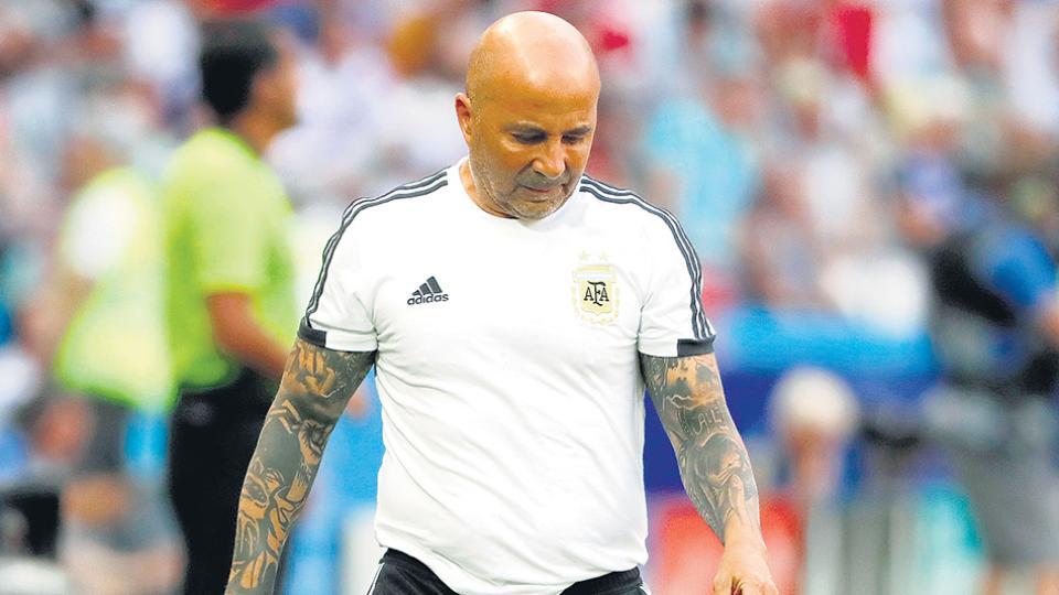Sampaoli sigue como DT de la Selección Argentina
