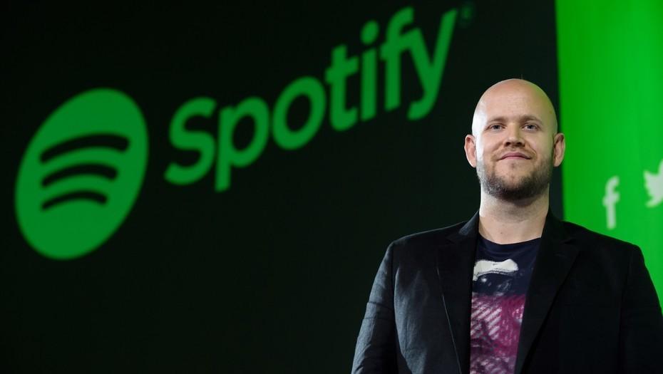 Spotify fue superado en suscriptores por otro gigante de la música