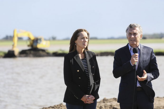 "Macri: ""Empezamos a entender que no se puede vivir de prestado"""