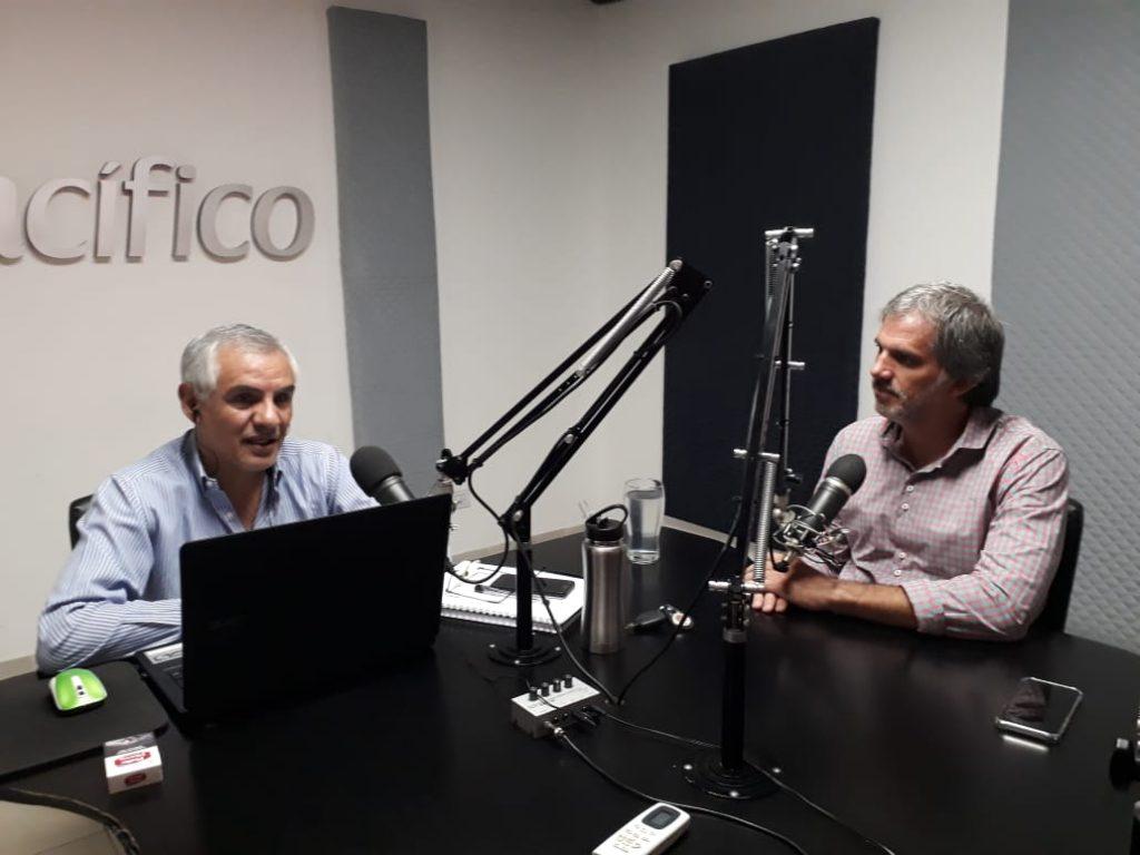 """Rodrigo Monzo (PS): """"Gustavo Saénz demostró que sabe gestionar, conducir y escuchar"""""""