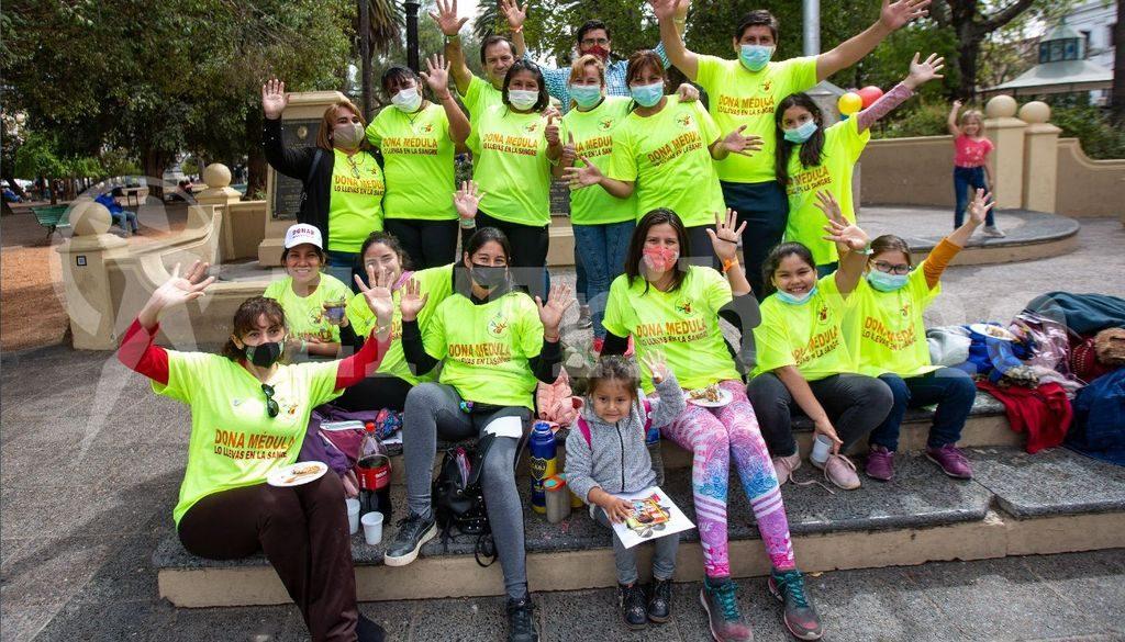 Día Mundial del Donante de Médula Ósea: color y sabor para vencer la falta de información