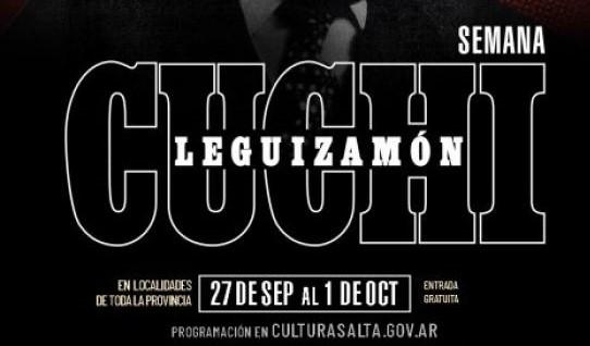 Semana Cuchi Leguizamón: Este jueves tocan la Sinfónica e invitados especiales