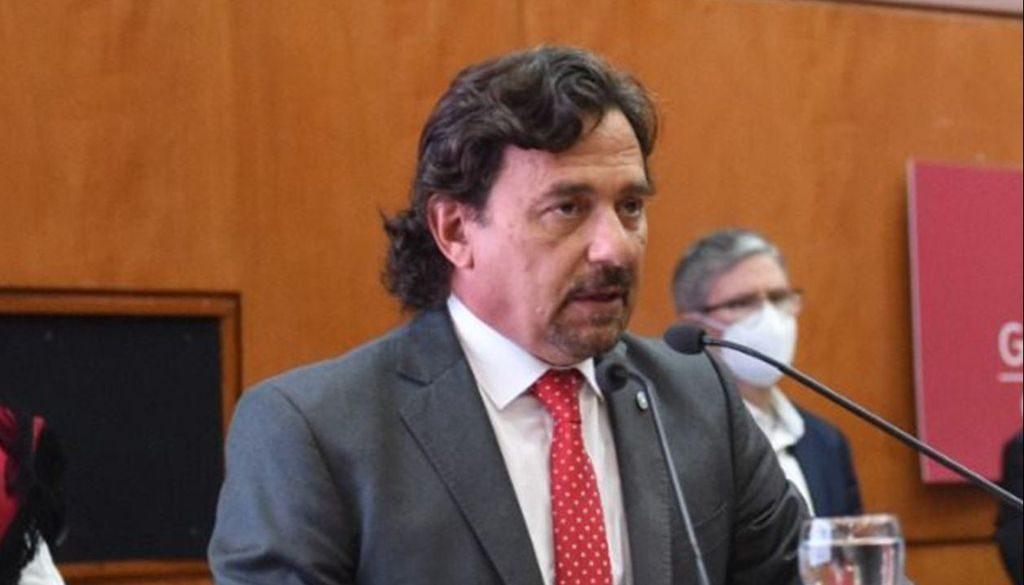 Sáenz anunció que unificará Justicia con Seguridad
