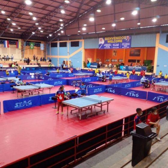 Salta será sede del Campeonato Sudamericano y del Circuito Mundial WTT de Tenis de Mesa