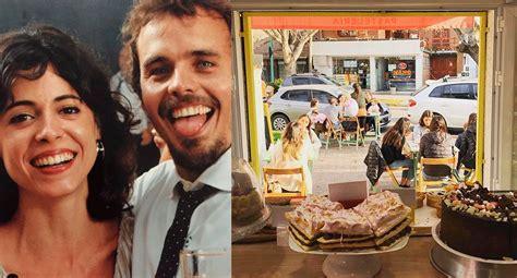 Una fan de Benjamín Rojas destrozó el local gastronómico de la esposa del actor
