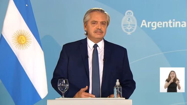 Alberto Fernández viaja a Roma para participar del G20