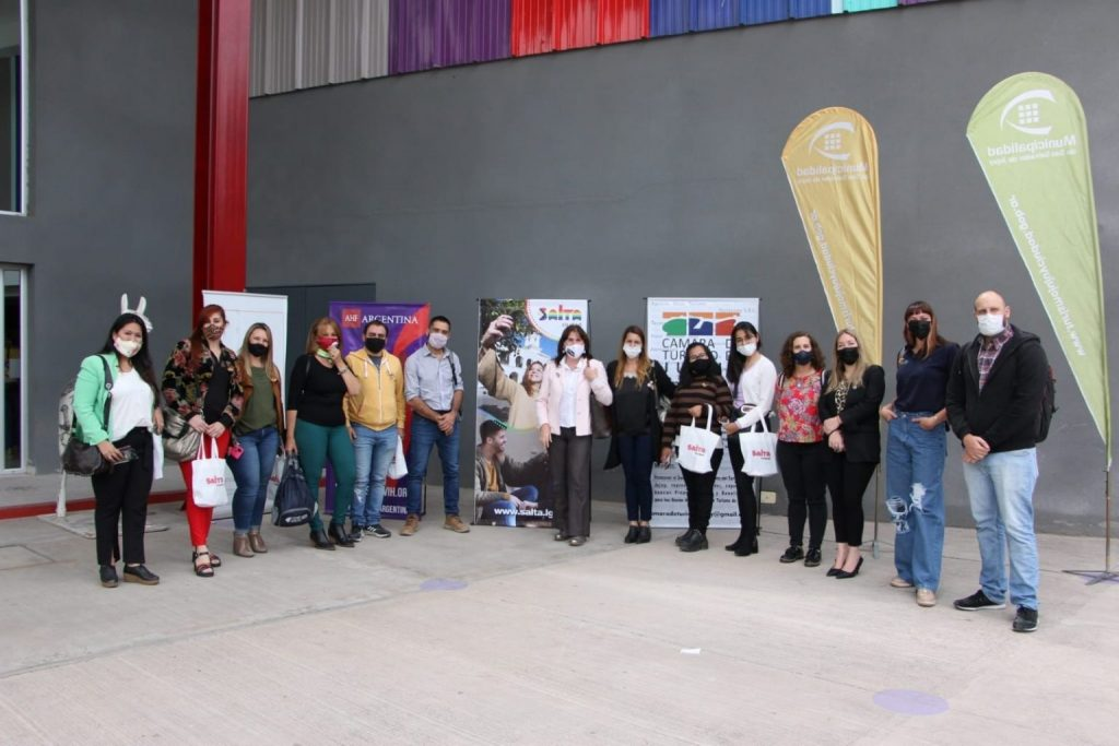 """La ciudad de Salta participó del taller presencial """"Desarrollo + Turismo LGBT"""""""