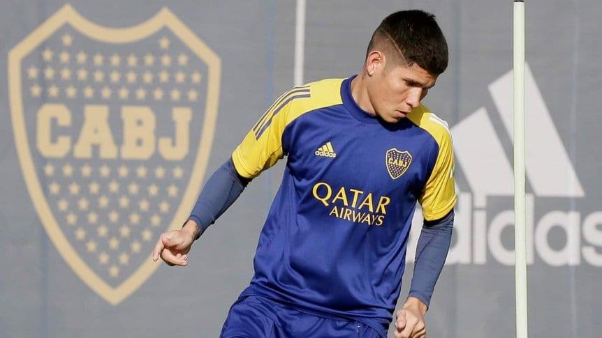 Boca y las últimas pruebas antes de jugar contra Godoy Cruz