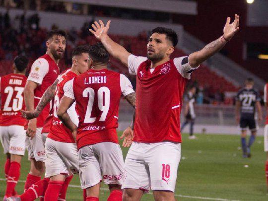 Independiente logra ganar ante Unión y sale de la mala racha