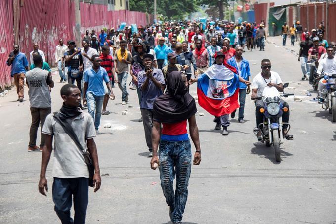 Una banda criminal secuestra en Haití a 17 misioneros norteamericanos