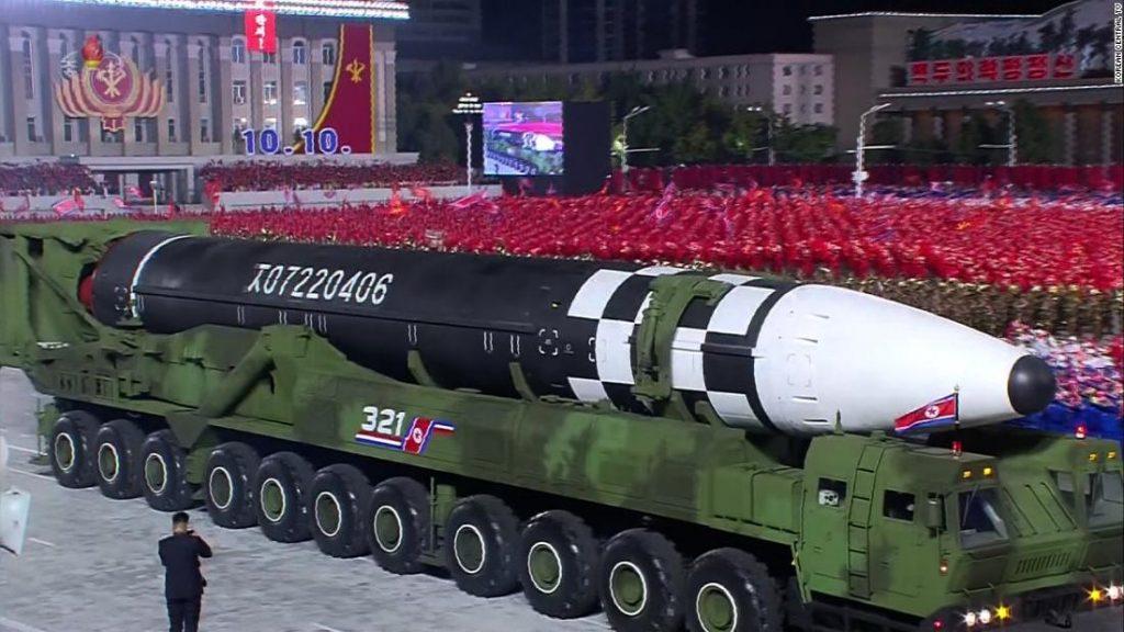 Espías de Estados Unidos aseguran que Norcorea aún busca armas nucleares