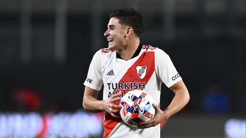 River, optimista con Julián Álvarez y su renovación